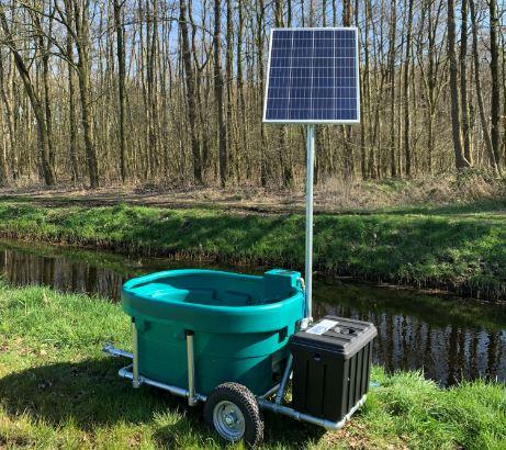 Solar weidedrinksystemen